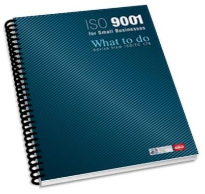 Manual ISO 9001 para Pequenas Empresas